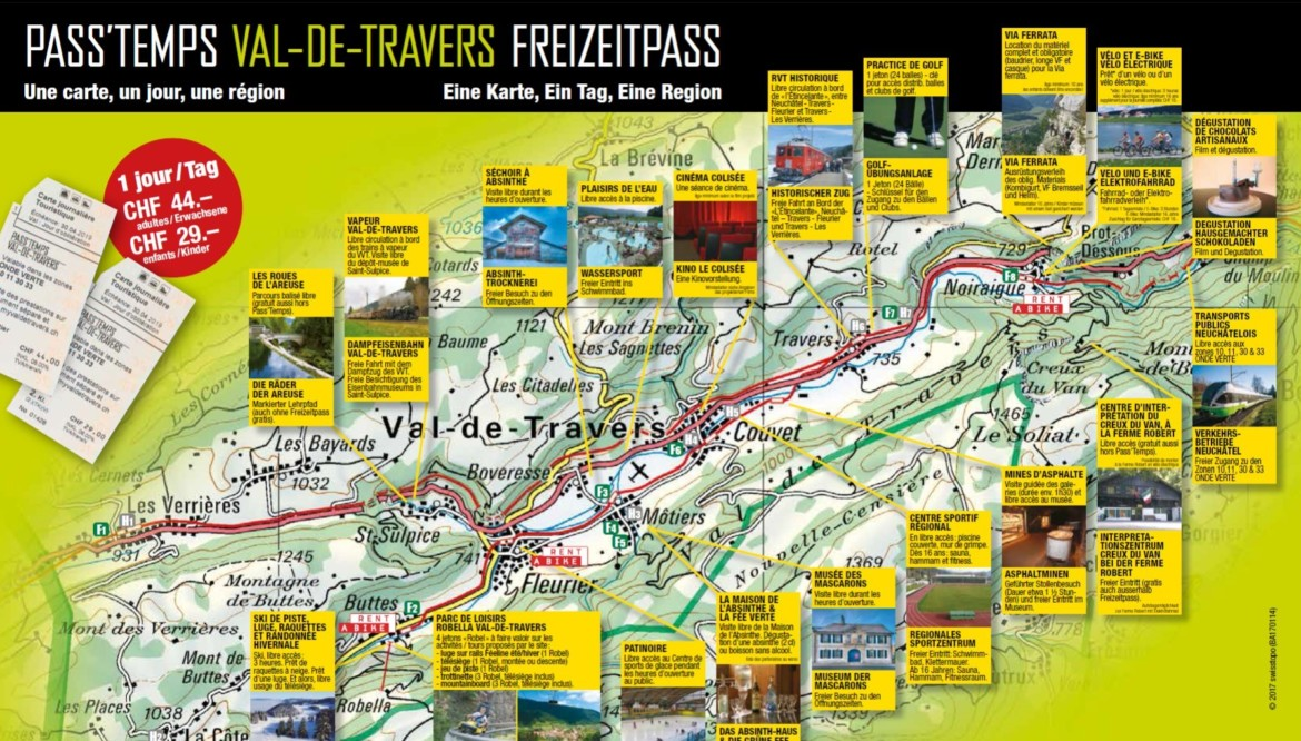 Pass'temps Val-de-Travers en image