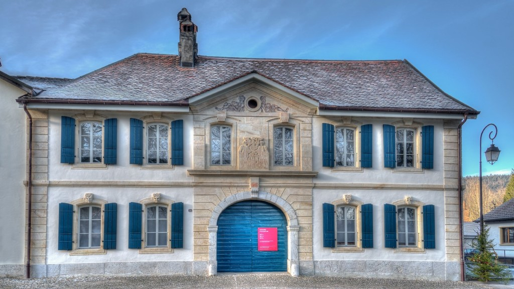Musée des Mascarons, Motiers, val-de-travers