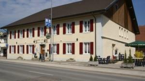 Hotel de Ville, Les Verrières, Val-de-Travers