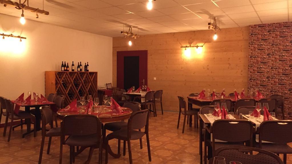 Restaurant Auberge des fées, Buttes, Val-de-travers