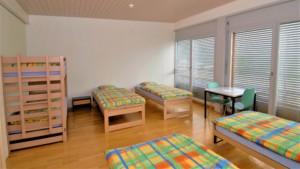 espaceVAL-chambre à 6 lits