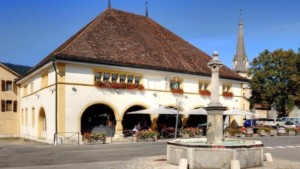restaurant Six-Communes, Motiers, Val-de-Travers