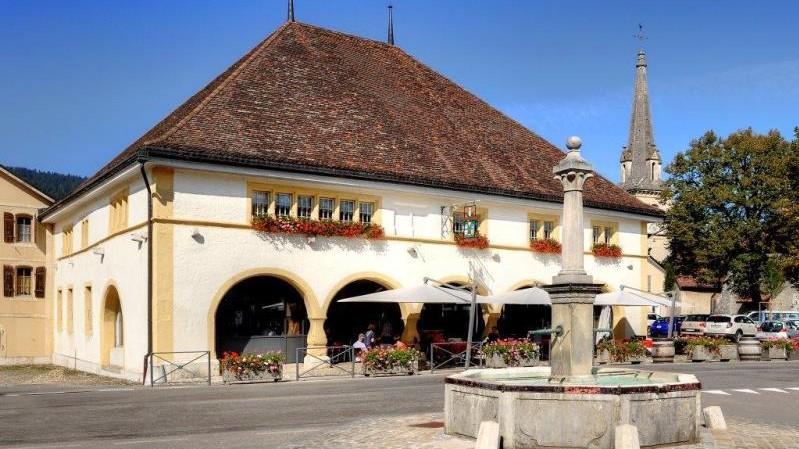 restaurant Six-Communes, Motiers, Val-de-Travers