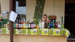 Cocktails, Bar Restaurant Café de la Poste, Fleurier, Val-de-Travers