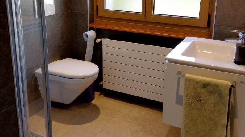Studio Sandoz Travers - salle de bain
