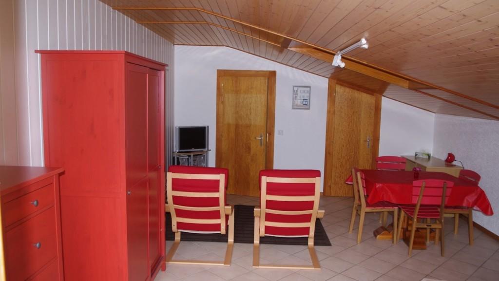 Ferienwohnung / apartment vacances studio des lignières, Val-de-travers