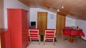 studio des lignières -salle à manger