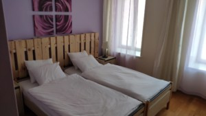 Hôtel de ville - Les Verrières - chambres à coucher