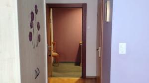 Hôtel de ville - Les Verrières - couloir