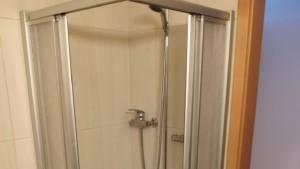 Hôtel de ville - Les Verrières - douche