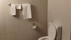 Hôtel de ville - Les Verrières - toilettes 2