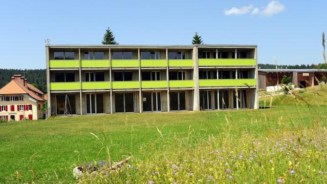 Ferienhaus / echanges scolaires les Bayards, Val-de-travers