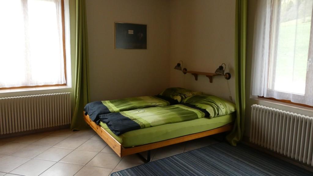 Chez Hauri - chambre 1