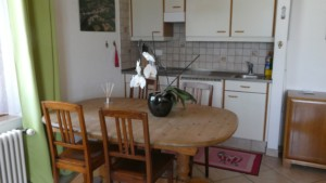Apartment vacances / Ferienwohnung Chez Hauri, Travers, Val-de-travers