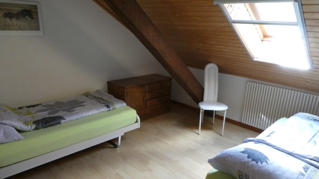 Chez Hauri - chambre 2