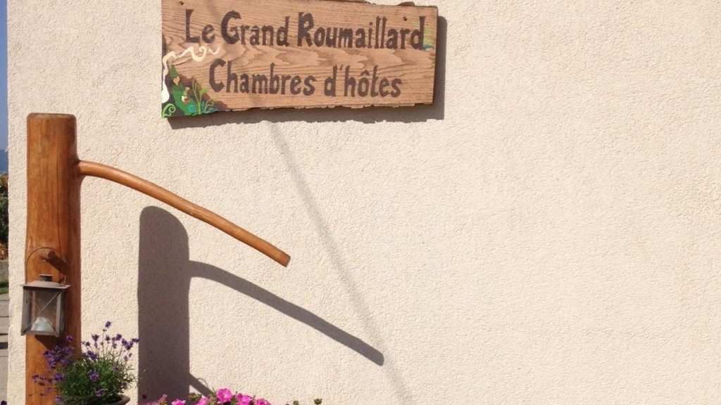 Agritourisme / Ferien auf dem Bauernhof Grand Roumaillard, Val-de-Travers
