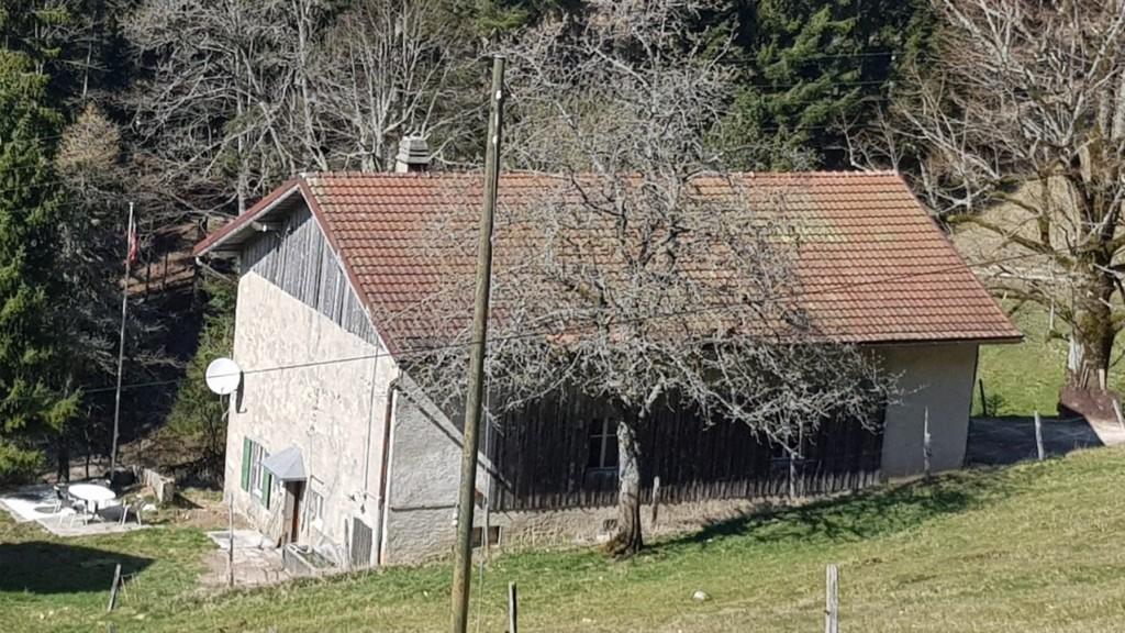 Maison vacances / Ferienhaus Serpillere, Fleurier, Destination Val-de-Travers
