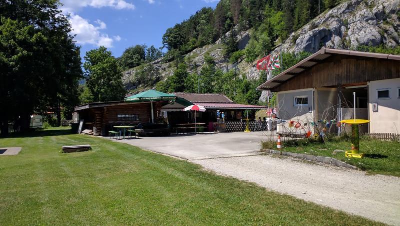 camping de Fleurier