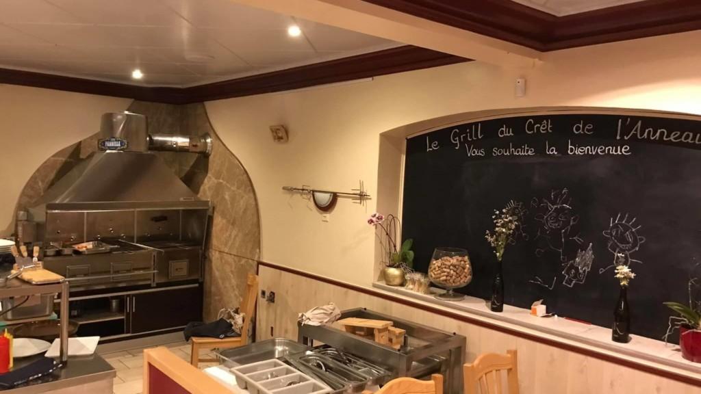 Cret de l'anneau Restaurant / Grill