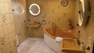 Cret de l'anneau Bad / Salle de bain
