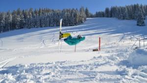 Robella, Val-de-Travers, paysage ski, Freestyle