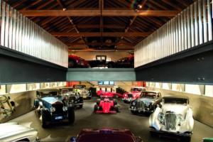 Musée de l'automobile, Le Manège